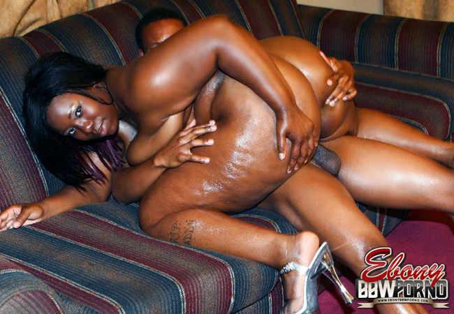 Ebony sex just
